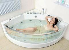 扇形浴缸好不好用 能做一米的浴缸吗