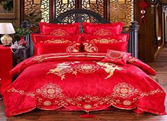 婚礼床上用品选购方法有哪些 让结婚更喜庆