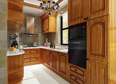 厨房橱柜内部设计 橱柜内部合理设计图