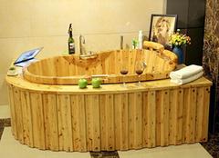 木桶浴缸和浴缸哪个好 献给选择盲目的你