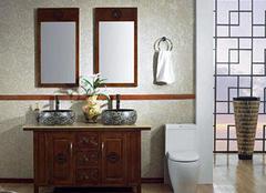 实木浴室柜怕水吗 实木浴室柜最新报价