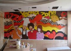 郑州墙绘公司有哪些 郑州墙绘工作室罗列
