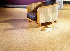 软木地板与实木地板有什么不同  软木地板和实木地板