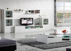 客厅电视柜高度多少合适 哪种风格适合你