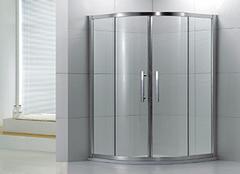 卫浴间整体淋浴房价格 整体淋浴房尺寸大小