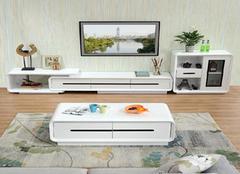 客厅电视柜材质哪个好  电视柜什么材质好