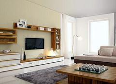 客厅电视柜摆放注意要素  客厅电视柜摆件风水
