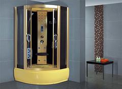 整体淋浴房选购注意事项 设计风格美观