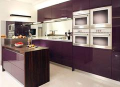厨房橱柜如何选购好 橱柜设计效果图