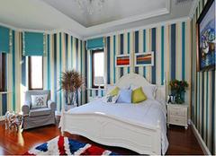 卧室墙纸选购主要事项 让卧室更美