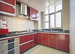 家装整体橱柜设计方案 整体橱柜设计效果图