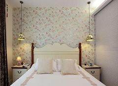 卧室壁纸搭配方案 三点能让卧室更好看