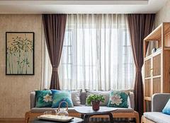 客厅什么颜色窗帘高档 不同业主的亲身感受