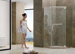 不同类型淋浴房尺寸大小 舒适沐浴