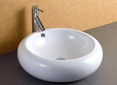 卫生间洗面盆尺寸多少 设计时尚