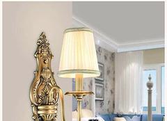 客厅壁灯风水讲究有哪些 让家居更顺