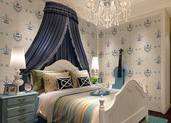 卧室适合贴墙纸吗 给你详细的参考