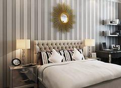 卧室墙纸装修注意事项有哪些 有讲究才有好环境