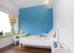 卧室墙纸颜色的装修建议 只为住的更舒心