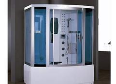 淋浴房选购攻略 淋浴房安装效果图
