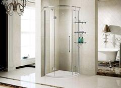 钢化玻璃淋浴房怎样选购 淋浴房效果图