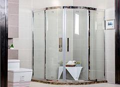 卫生间淋浴房造型设计 淋浴房设计效果图