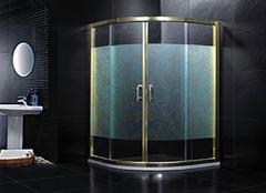 卫生间淋浴房门的种类