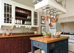 厨房橱柜设计注意事项 实用才是王道