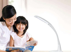 儿童书桌台灯用多少瓦呢 让学习成为一种习惯