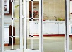 橱柜折叠门门板材料哪种好  橱柜折叠门