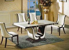 人造大理石餐桌好不好 因家而异带来更好选择