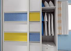 儿童衣柜内部设计图 儿童衣柜尺寸标准