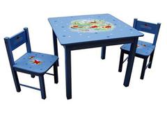 什么样的儿童桌椅不能买 千万不要害了小孩