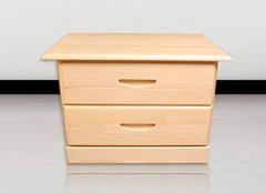 如何选到质量好的实木床头柜 货比三家更可靠
