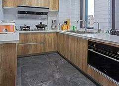 厨房整体橱柜好不好 整体橱柜安装效果图