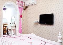 冬季贴墙纸的注意要点 贴墙纸效果图