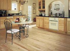 室内实木地板保养效果 一定要打蜡