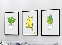 客厅装饰画禁忌有哪些 什么装饰画不能挂