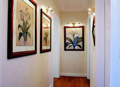 选购走廊装饰画的实用技巧 帮你挑到对的