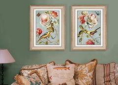 选购美式风格装饰画的要求 软装搭配多学学