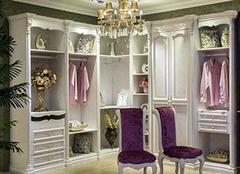 小户型衣帽间整体衣柜品牌 只想给你的