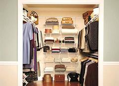 小户型衣帽间的装修建议 给你想象中的家