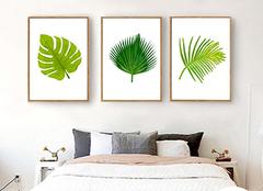 客厅装饰画的选择技巧 大多数家庭都适用