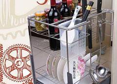 橱柜安装碗篮有用吗?橱柜碗篮挑选技巧
