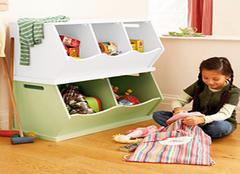怎么挑选玩具收纳架 熊孩子也能爱上整理