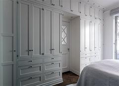 入墙衣柜的优点有哪些 打造家居高逼格