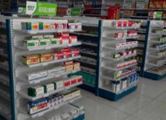 药品货架批发市场在哪 药品货架厂推荐