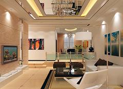 客厅吊顶设计要点简析 让客厅更美观