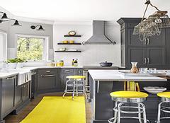 家庭餐厅吧台设计布局原则 应和谐统一