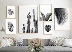 家居沙发背景墙装饰画推荐 让客厅不再单调